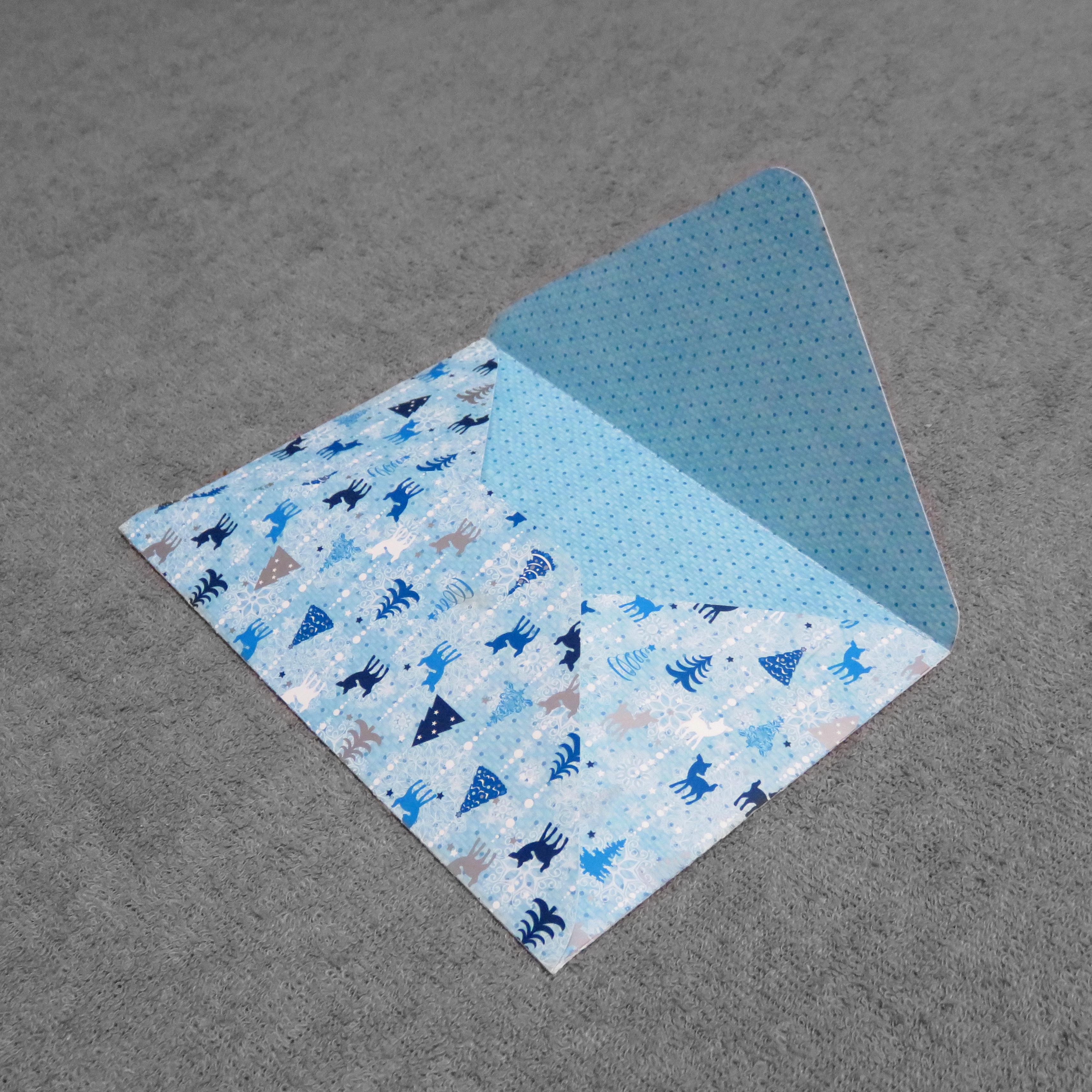 Jak vyrobit obálku - Little BIG ART - Vyrobte si sami
