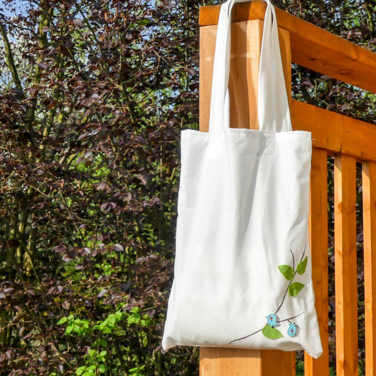 Látková taška - Little BIG Art