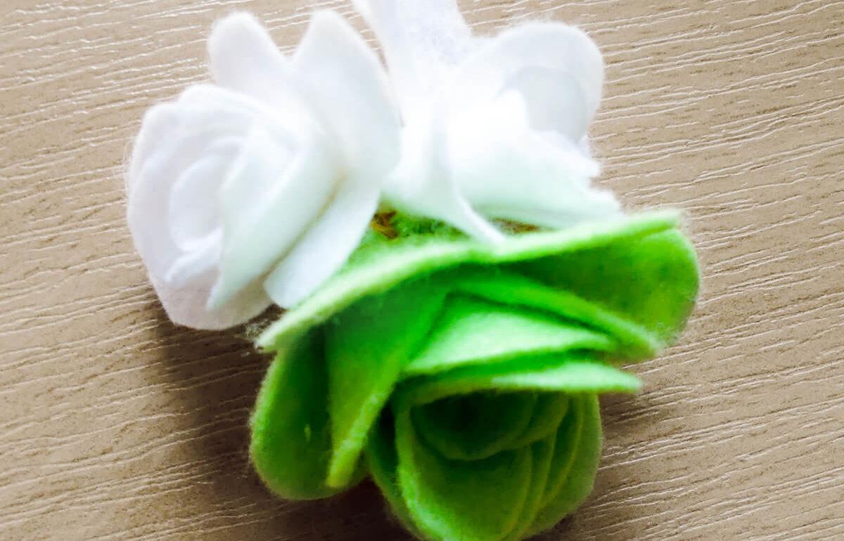 Jak vyrobit květinou aplikaci