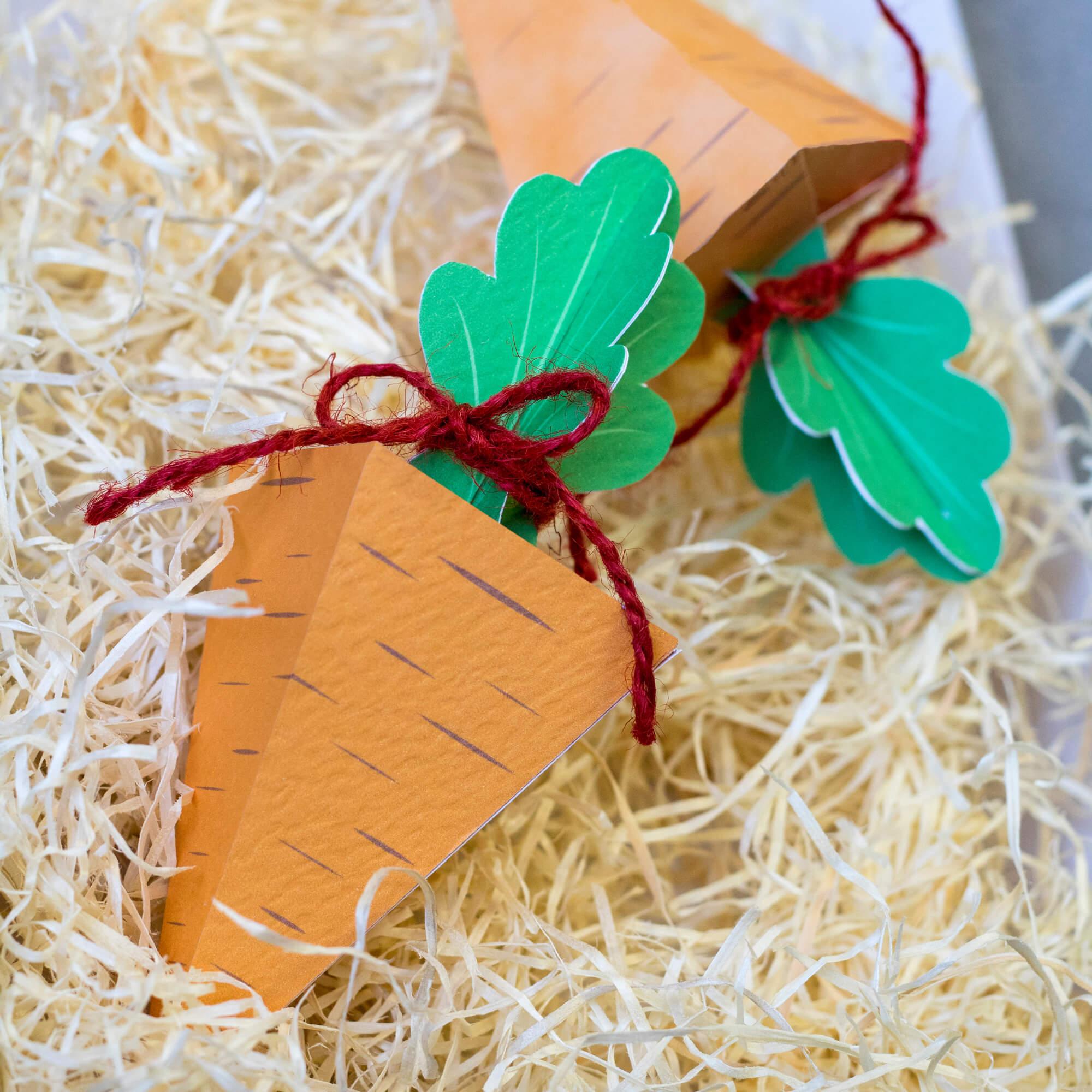 Velikonoční krabička - Vyrobte si sami