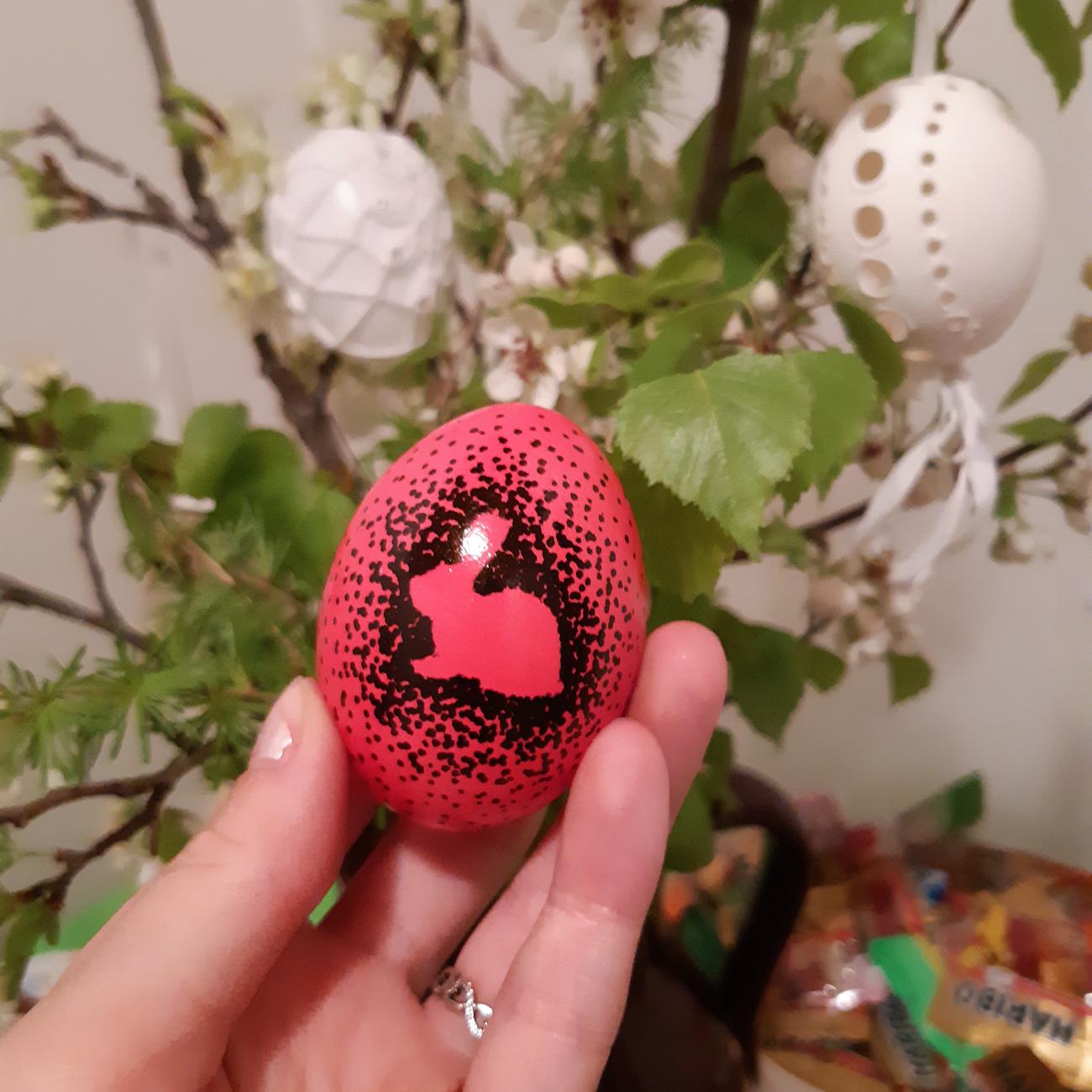 Velikonoční vajíčka - zaječí inspirace - Little BIG ART - Vyrobte si sami
